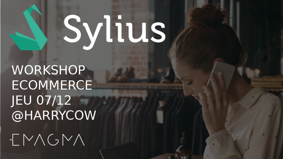 Sylius e-commerce Toulouse